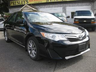 Used 2012 Toyota Camry LE AC 4cyl NAV PL PM PW for sale in Ottawa, ON