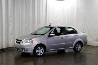 Used 2009 Chevrolet Aveo Lt / Toit / Bon for sale in Lasalle, QC