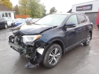 Used 2017 Toyota RAV4 Awd Xle Toit Mag for sale in St-Lambert-de-Lauzon, QC
