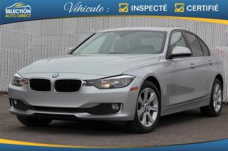 Used 2014 BMW 3 Series 320i xDrive for sale in Ste-Rose, QC