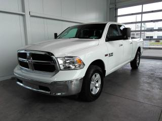 Used 2017 RAM 1500 Slt 4x4 Crewcab V8 for sale in Lévis, QC