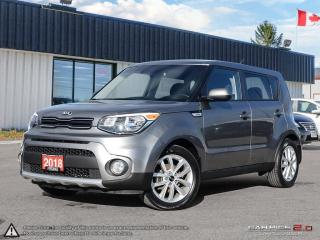 Used 2018 Kia Soul EX for sale in Barrie, ON