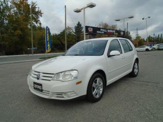Used 2008 Volkswagen City Golf AUTOMATIC , AIR for sale in King City, ON