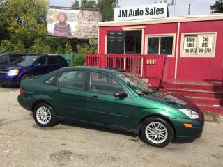 Used 2000 Ford Focus ZTS for sale in Toronto, ON
