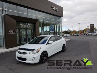 Used 2015 Hyundai Accent Gl, A/c, Mags for sale in Chambly, QC