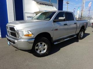 Used 2011 Dodge Ram 3500 SLT 4x4 Crew Cab 6.6 Box, Cummins Diesel for sale in Langley, BC