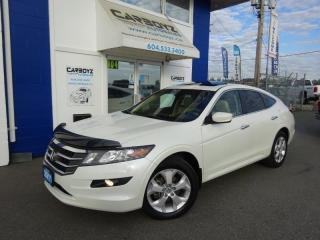Used 2011 Honda Accord Crosstour EX-L AWD, Nav, Leather, Sunroof, Extra Clean!! for sale in Langley, BC
