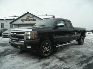 Used 2007 Chevrolet Silverado 1500 4 RM, Z71 LT for sale in Westbury, QC