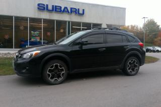 Used 2013 Subaru XV Crosstrek 2.0i w/Limited Pkg for sale in Minden, ON