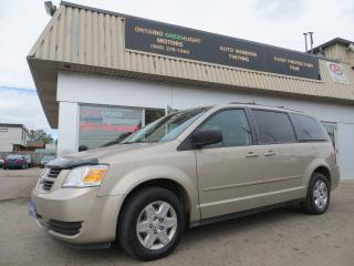Used 2009 Dodge Grand Caravan 7 PASSENGERS FULL STOW AND GO for sale in Mississauga, ON