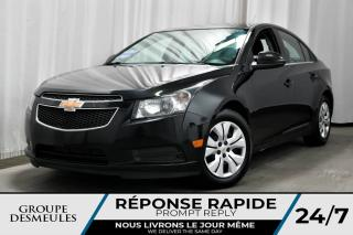 Used 2014 Chevrolet Cruze MANUELLE + SUPER CONDITION for sale in Laval, QC