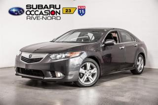 Used 2012 Acura TSX Premium for sale in Boisbriand, QC
