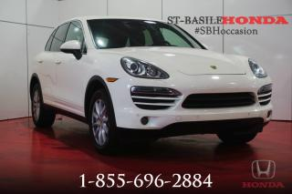 Used 2011 Porsche Cayenne AWD + NAVI + BOSE + TOIT + WOW !!! for sale in St-Basile-le-Grand, QC