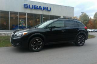 Used 2015 Subaru XV Crosstrek Touring for sale in Minden, ON