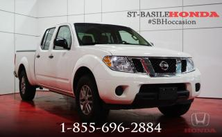 Used 2014 Nissan Frontier SV + 4X4 + GARANTIE + WOW ! for sale in St-Basile-le-Grand, QC