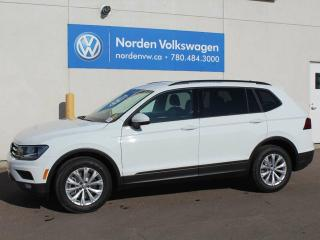 New 2018 Volkswagen Tiguan Trendline for sale in Edmonton, AB