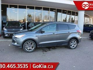 Used 2014 Ford Escape SE; WOW GREAT CONDITION, BLUETOOTH, HEATED SEATS, A BACKUP CAMERA AND MORE! for sale in Edmonton, AB