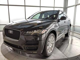 Used 2019 Jaguar F-PACE DEMO - NEW CAR RATES APPLY! for sale in Edmonton, AB