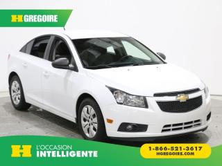 Used 2012 Chevrolet Cruze LS A/C for sale in St-Léonard, QC