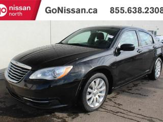 Used 2013 Chrysler 200 LX AUTOMATIC A/C CRUISE TRACTION CONTROL & MORE for sale in Edmonton, AB