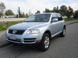 Used 2005 Volkswagen Touareg V6 for sale in Surrey, BC