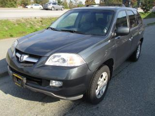 Used 2006 Acura MDX w/Touring Pkg for sale in Surrey, BC