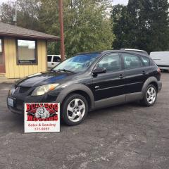 Used 2003 Pontiac Vibe for sale in Glencoe, ON
