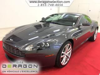 Used 2011 Aston Martin DB9 V12 for sale in Cowansville, QC