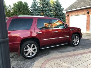 Used 2009 Cadillac Escalade Platinum for sale in Sutton West, ON