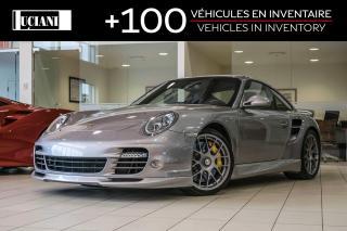Used 2013 Porsche 911 Turbo S Tech Art for sale in Montréal, QC