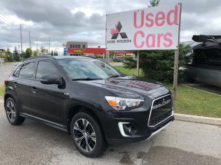 Used 2015 Mitsubishi RVR GT NORTH EDITION for sale in Barrie, ON