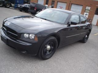 Used 2010 Dodge Charger se,blk/blk ex police for sale in Mississauga, ON