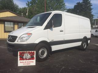 Used 2013 Mercedes-Benz Sprinter for sale in Glencoe, ON