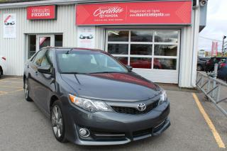 Used 2013 Toyota Camry Berline 4 portes, 4 cyl. en ligne, boîte for sale in Shawinigan, QC