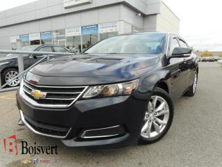 Used 2016 Chevrolet Impala Lt/demarreur/camera for sale in Blainville, QC