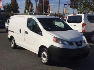Used 2015 Nissan NV200 for sale in Langley, BC