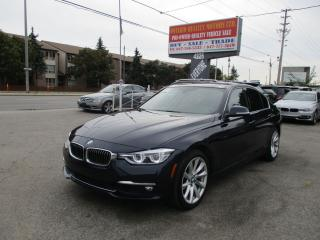 Used 2016 BMW 3 Series 328i xDrive for sale in Toronto, ON