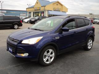 Used 2014 Ford Escape SE 4WD 1.6L Ecoboost HeatedSeats BackUpCamera for sale in Brantford, ON