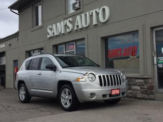 Used 2010 Jeep Compass North Edition for sale in Hamilton, ON
