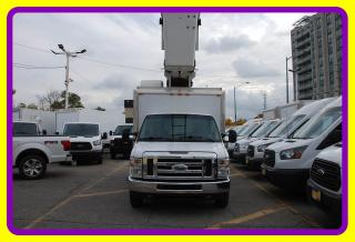 Used 2013 Ford E350 BUCKET TRUCK, 1 Ton for sale in Woodbridge, ON
