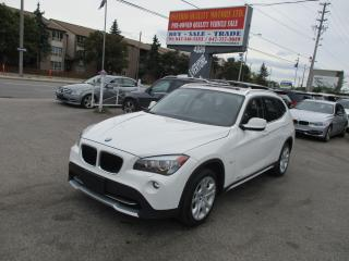 Used 2012 BMW X1 28i for sale in Toronto, ON