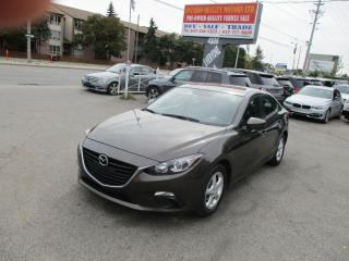 Used 2015 Mazda MAZDA3 GX for sale in Toronto, ON