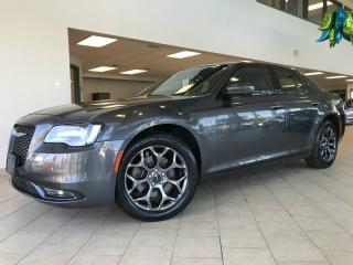 Used 2017 Chrysler 300 S 3.6L V6 GPS Toit Pano Cuir for sale in Pointe-Aux-Trembles, QC