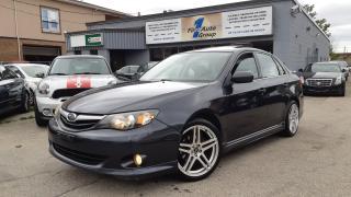 Used 2010 Subaru Impreza 2.5i w/Sport Pkg P-MOON for sale in Etobicoke, ON