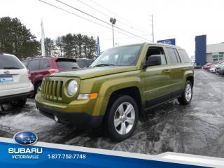 Used 2012 Jeep Patriot Traction avant, 4 portes, North for sale in Victoriaville, QC