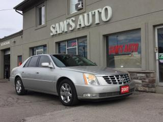 Used 2007 Cadillac DTS 4DR SDN for sale in Hamilton, ON