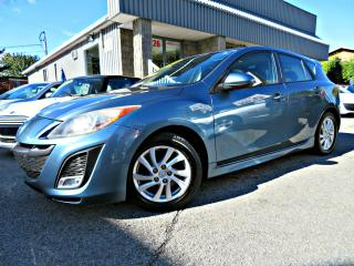 Used 2011 Mazda MAZDA3 HB GS SPORT -- CUIR - CRUISE - TOIT -- for sale in Repentigny, QC