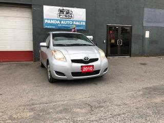 Used 2010 Toyota Yaris LE for sale in Gloucester, ON
