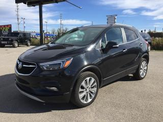 Used 2017 Buick Encore Essence * AWD * Leather * Rear CAM * Onstar * Sunroof for sale in London, ON