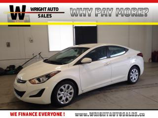 Used 2014 Hyundai Elantra GL|BLUETOOTH|LOW MILEAGE|57,444 KMS for sale in Cambridge, ON